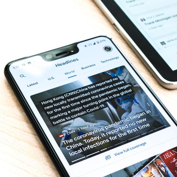 Media/News Company